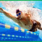Só se aprende nadar caindo na água!